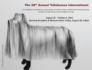 28th Annual Tallahassee Int'l Exhibition at MoFA