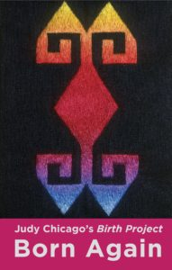 Birth Project Logo, 1984, design Judy Chicago, embroidery Pamella Nesbit