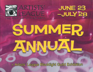 Artists' League Summer Annual