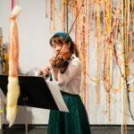 Violinist at Musicircus
