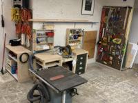 Clean workroom