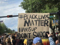 Protesters in Tallahassee