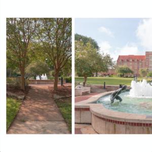 FSU's Legacy Fountain