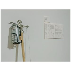 """CCTV Spray"" Ai Weiwei"