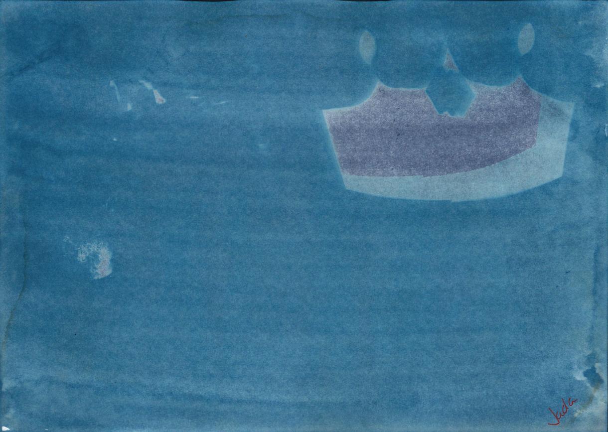 Having Fun with Cyanotype (Solar Prints)