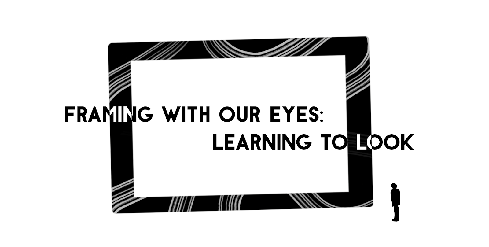 Framing with our Eyes: Learning to Look