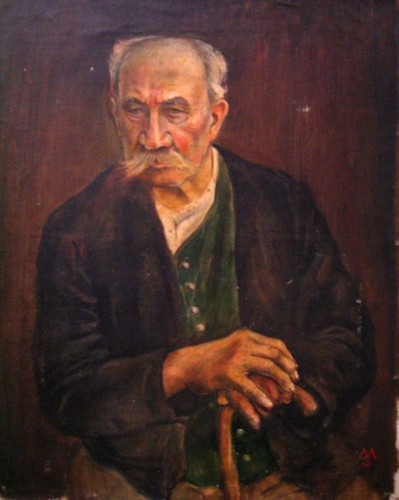 Portrait of Josef Ransmeier